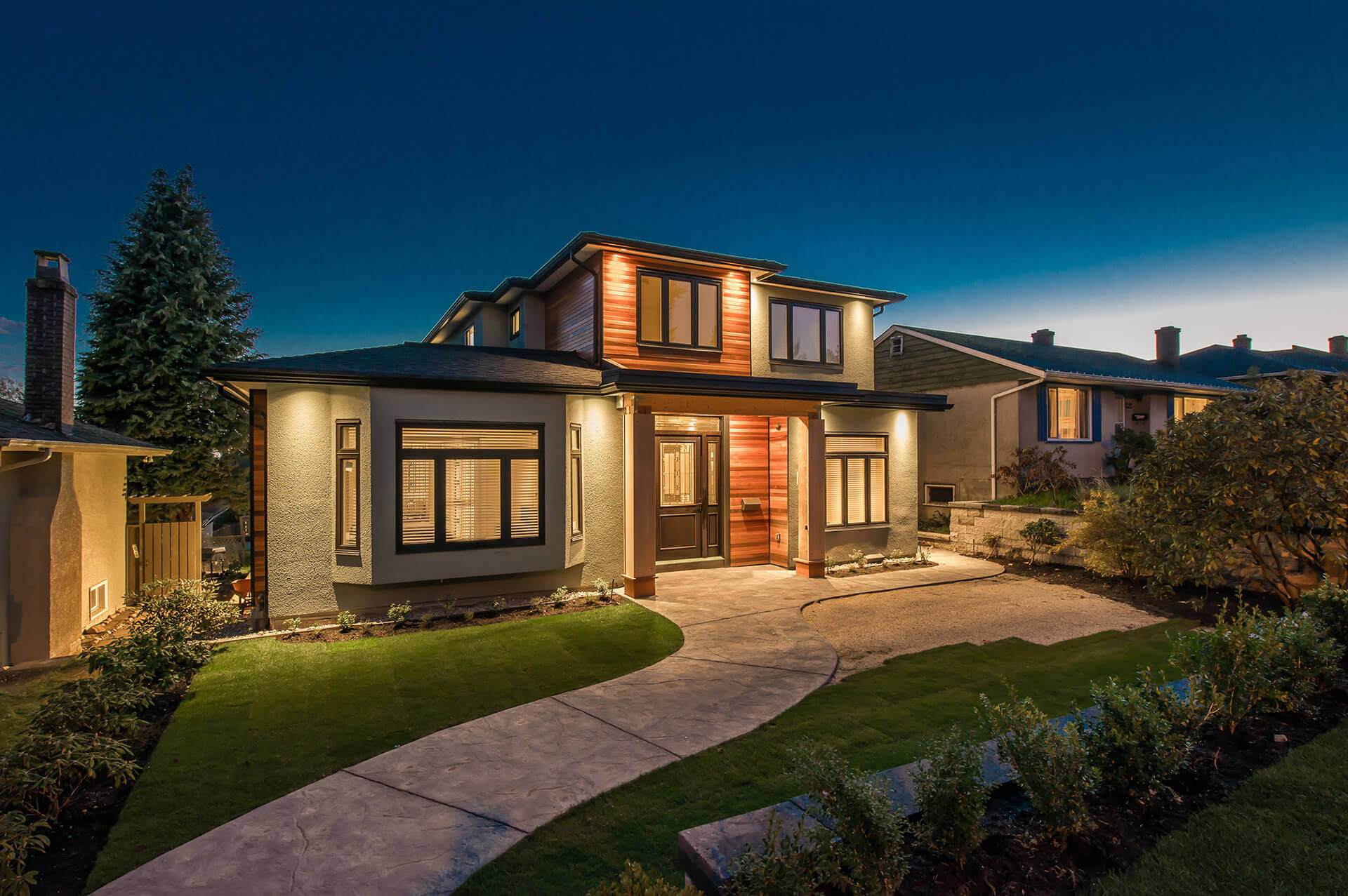 New Home Renovation Electrical Wiring Licensed Calgary Basement Electricians Gravity